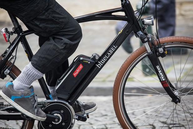 Illegaal opdrijven van elektrische fietsen is wijdverspreid