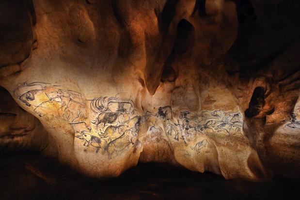 Een museum van 36.000 jaar oud