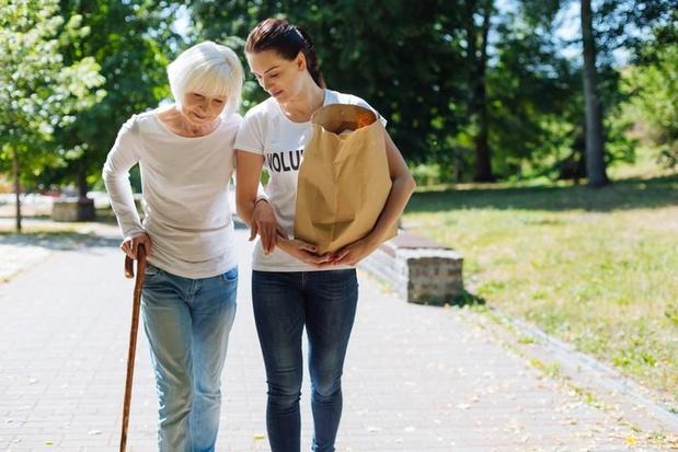 'Verlies de oudere vrijwilligers niet uit het oog'
