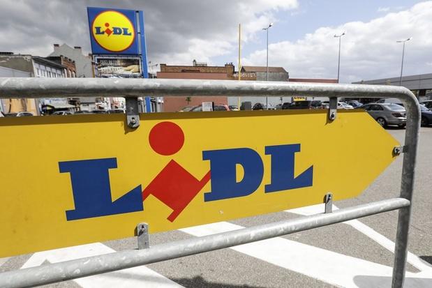 Ruim honderd Lidl-winkels sluiten door staking