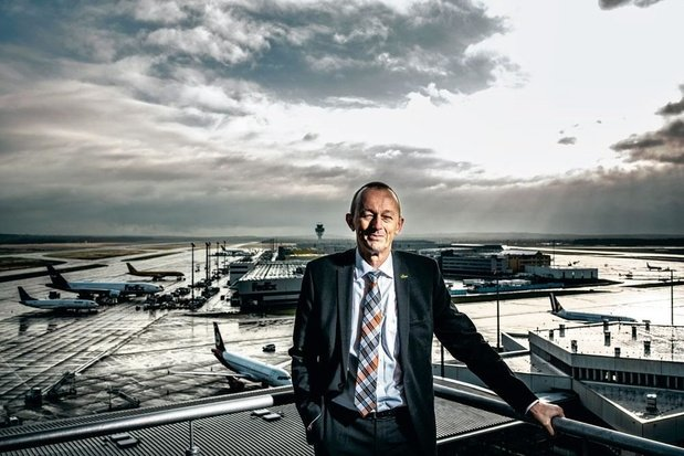Belg Johan Vanneste stopt als topman van luchthaven Keulen/Bonn