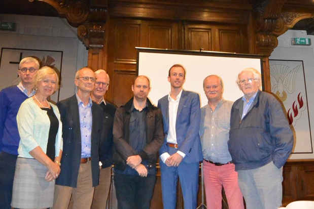 25 jaar Orgelconcerten in Sint-Pieterskerk in Oostkamp