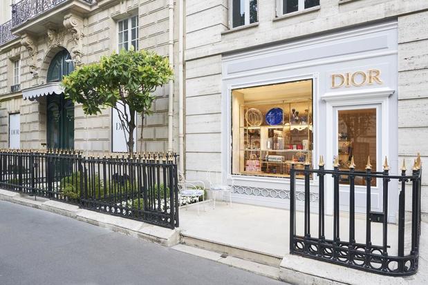 Dior ouvre sa première boutique dédiée exclusivement à l'art de vivre
