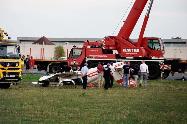 """Parket over vliegtuigcrash: """"Piloot maakte verkeerd manoeuvre bij het opstijgen"""""""