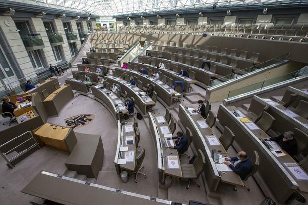 Vlaams Parlement vraagt aangepast federaal werkgelegenheidsbeleid