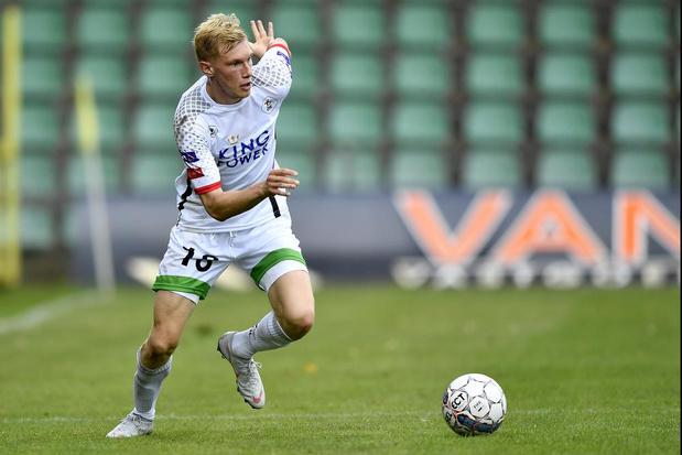 Club Brugge verhuurt Jellert van Landschoot aan NEC