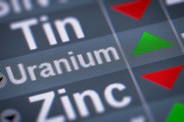 Uraniumprijs herstelt