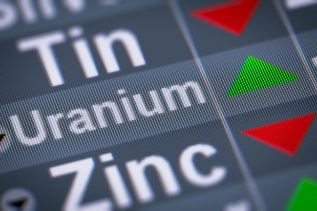 Uranium Participation wacht op hogere uraniumprijs
