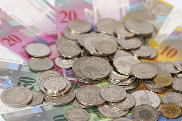 Zwitserse frank zal verzwakken