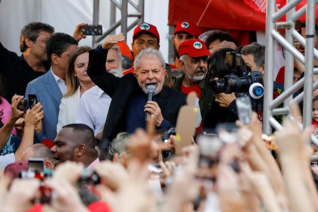 Brazilië: ex-president Lula mag gevangenis verlaten in afwachting van beroep