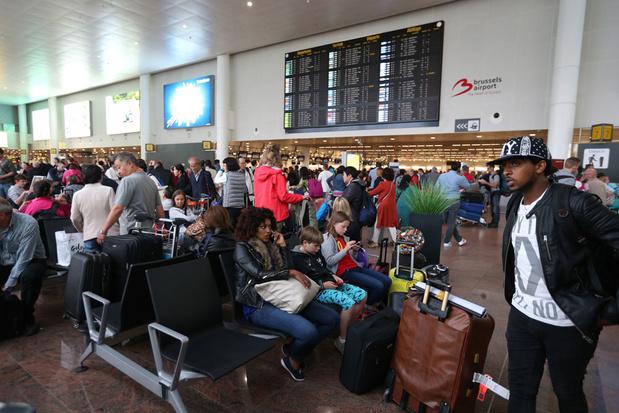Drukste dag van het jaar voor Brussels Airport