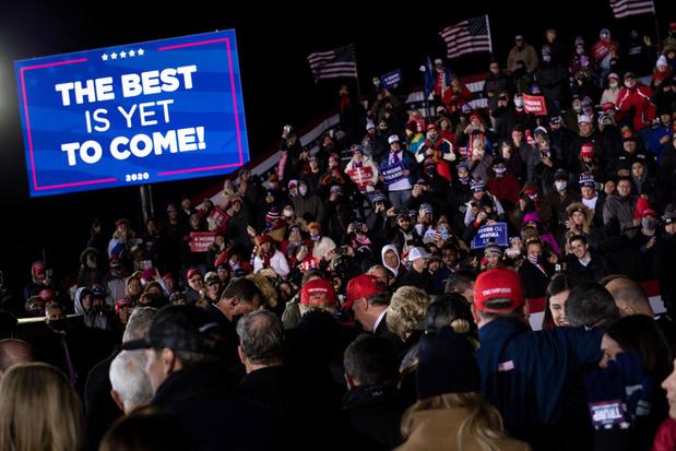 'Gidsland Amerika is de weg kwijt'