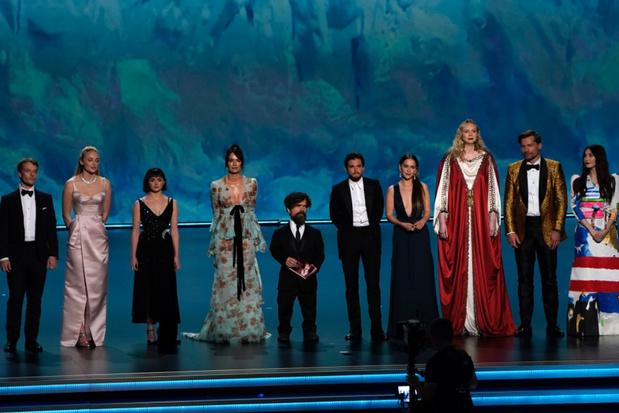 'Game of Thrones' wint Emmy voor beste dramareeks, 'Fleabag' gekroond tot beste komische reeks