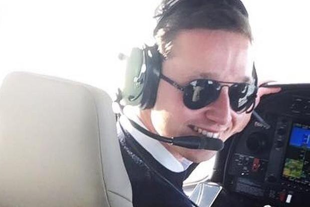 """Werkgever verongelukte piloot: """"We verliezen een vriend"""""""