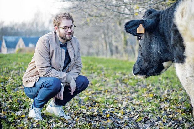 N-VA-woordvoerder wordt boer: 'Ik erger me aan het antivleespopulisme'