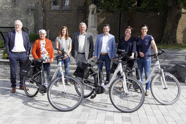 Bestuur Ichtegem zet in op duurzame mobiliteit met interne fietscampagne