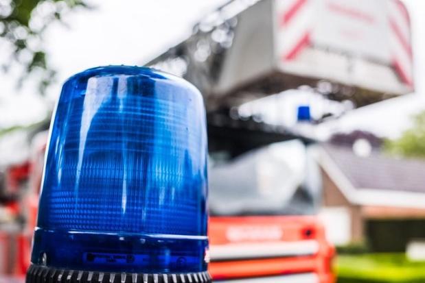 Man (30) uit Koekelare loopt brandwonden op tijdens blussen jetski