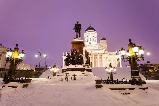 Deze steden dreigen hun 'witte kerst' te verliezen