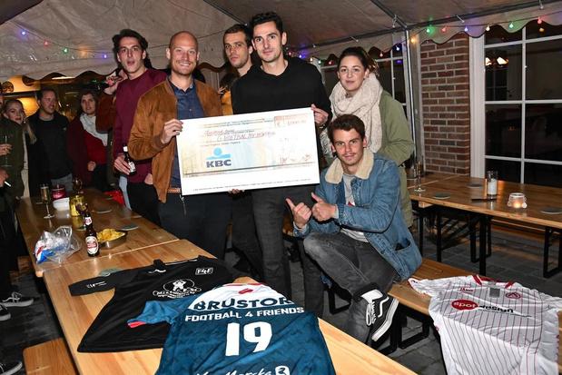 Festival For Friends vindt akkoord met stad Menen over gebruik voetbalterreinen