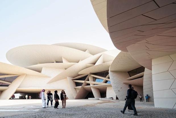 De woestijnroos van Jean Nouvel
