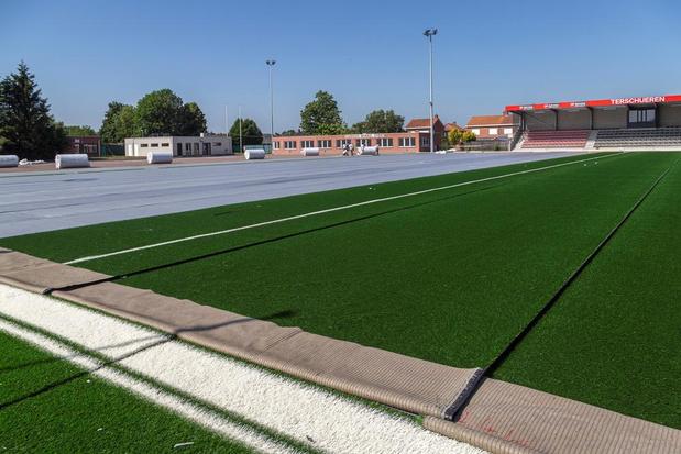 Subsidie toegekend voor nieuw kunstgrasveld Winkel Sport