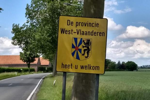 Verdwijnt West-Vlaanderen in 2024? Als het van Bart De Wever afhangt wel