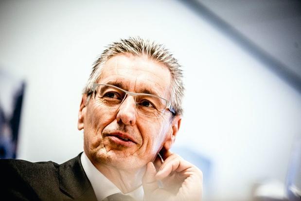 Ronnie Leten: 'De boodschap van Vlaams Belang is rechttoe rechtaan'
