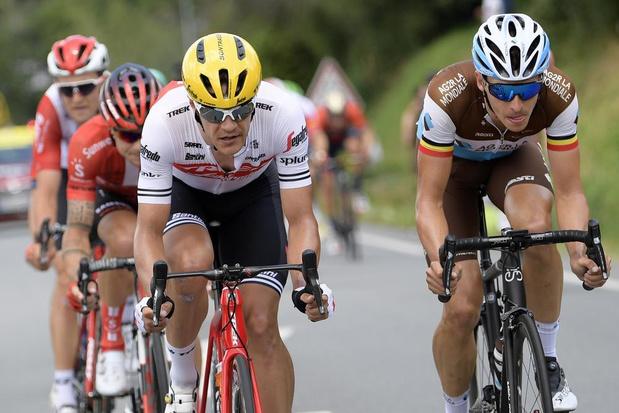 Voorbeschouwing Tourrit 17: Belgen voor vierde etappezege