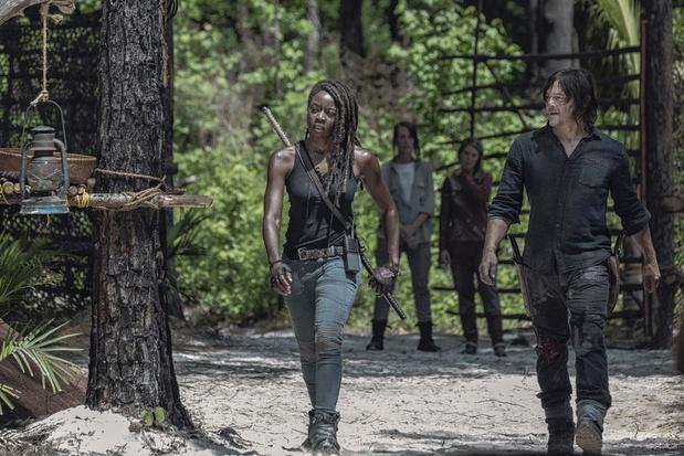 The Walking Dead - seizoen 10