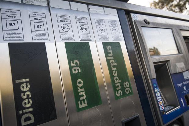 Dieselprijs stijgt naar recordpeil