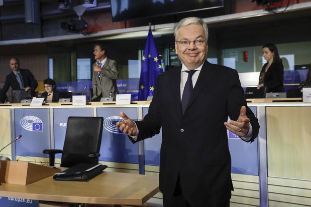 De balans van de week in Europa: van hernieuwbare energie tot het examen van Reynders