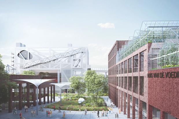 'Broeksite, een kanaalstad voor de toekomst'