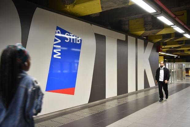 Volgend jaar contactloos betalen bij Brussels openbaar vervoer