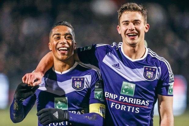 Quiz du jour: les plus gros transferts d'Anderlecht