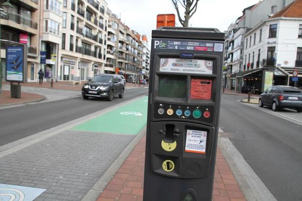 Knokke-Heist vervangt parkeerwachters door slimme camera's
