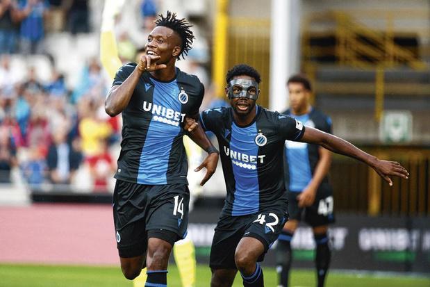 Qui est Okereke, la sensation nigériane arrivée à Bruges?