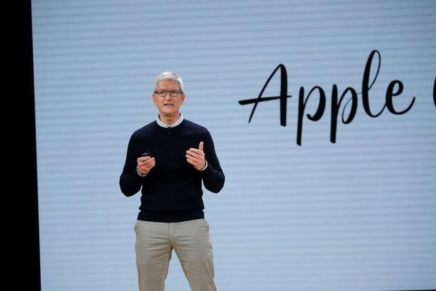 Apple boekt recordomzet