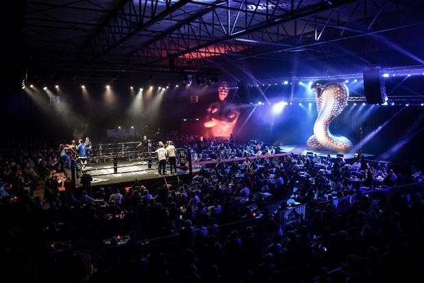 Eerste editie Battle Arena op Waregems grondgebied meteen een voltreffer
