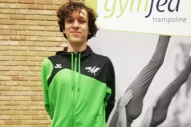 Lauwse trampolinegymnasten favoriet voor het VK