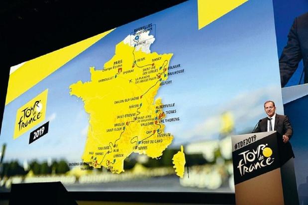 Le Tour de France à Bruxelles: un business qui roule
