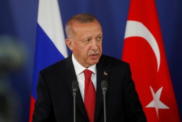 Erdogan dringt bij VS aan om geplande veiligheidszone in Syrië te versnellen