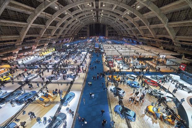 Le Brussels Motor Show, le salon de la mesure
