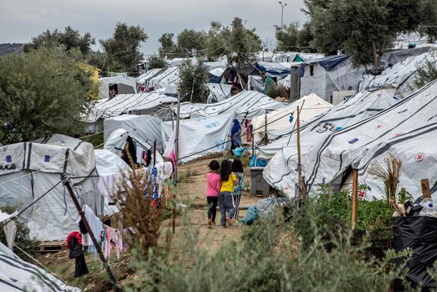 Noodkreet uit vluchtelingenkamp Moria: 'Kinderen betalen de prijs voor het afschrikbeleid'