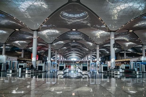 Le nouvel aéroport d'Istanbul, la course aux superlatifs