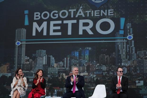 Chinees consortium haalt miljardencontract voor metro in Bogota binnen