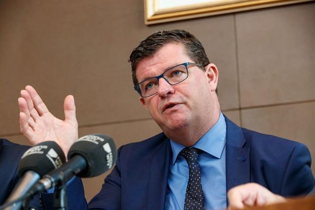 Bart Tommelein kandidaat om Gwendolyn Rutten op te volgen als Open VLD-voorzitter
