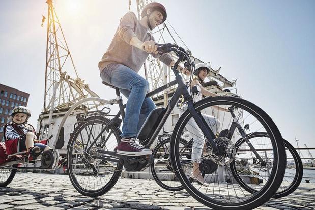 Le vélo électrique ne rend pas paresseux