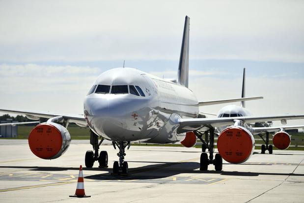 Brussels Airlines schrapt 900 vluchten in februari en maart
