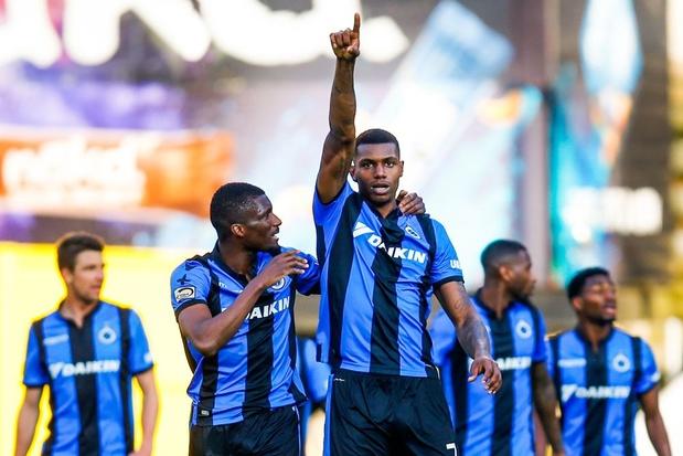 Club Brugge klopt Anderlecht