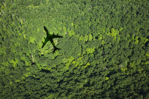 Vliegschaamte zorgt voor daling aantal vluchten